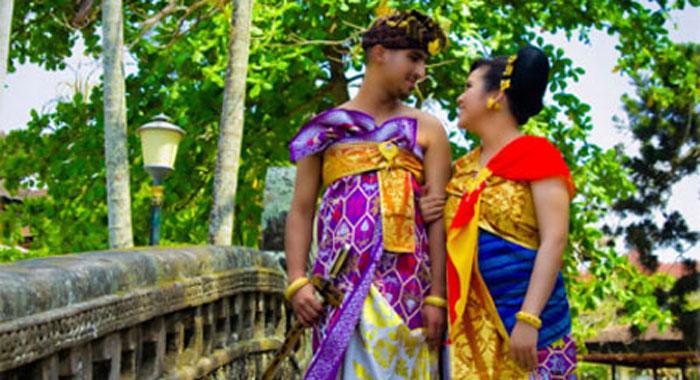 Balinese Pre Wedding - Romantic Bali Wedding