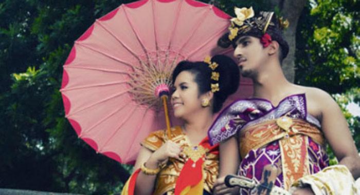 Balinese Pre Wedding1 - Romantic Bali Wedding