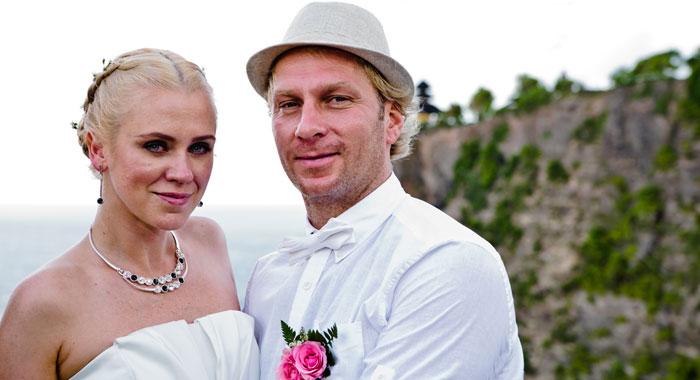 Evgeniia Pre Wedding Moment - Romantic Bali Wedding