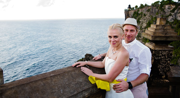 Evgeniia Pre Wedding Uluwatu 2 - Romantic Bali Wedding