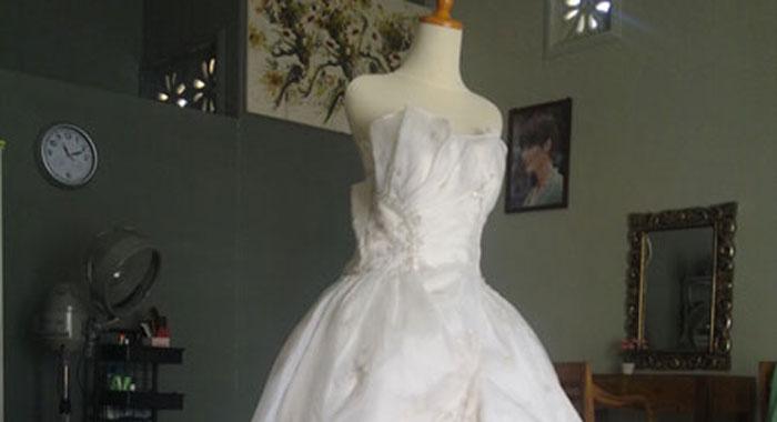 Gown Long - Romantic Bali Wedding