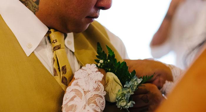 Heinz Make Up Wedding - Romantic Bali Wedding