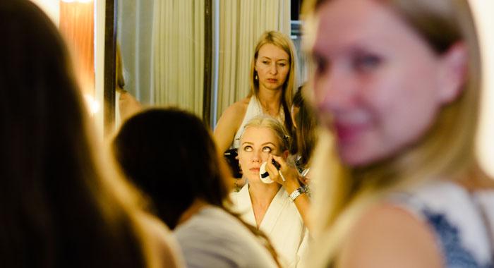Make Up Evgeniia Wedding - Romantic Bali Wedding
