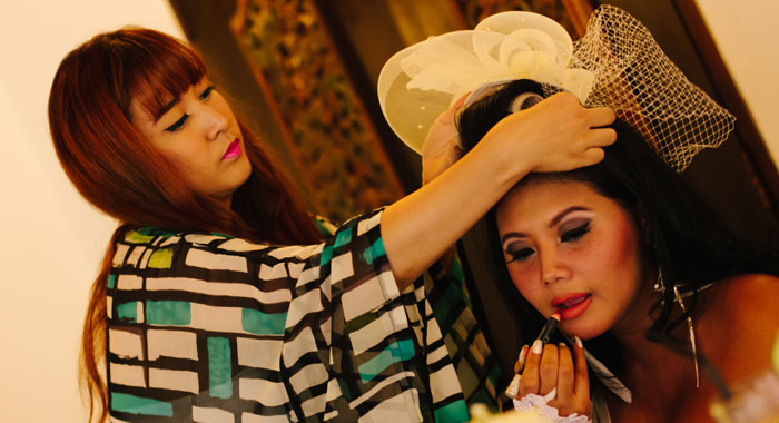 Occha Hair Do Wedding 4 - Romantic Bali Wedding
