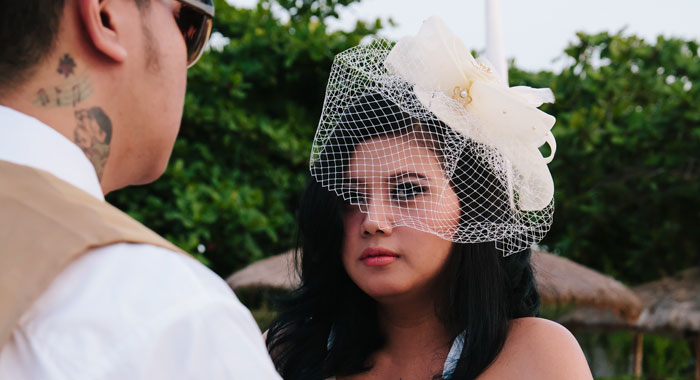 Occha Heinz Pre Wedding - Romantic Bali Wedding