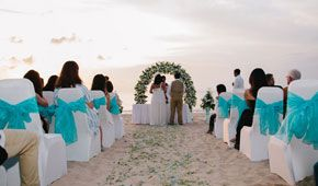 Beach Bali Wedding