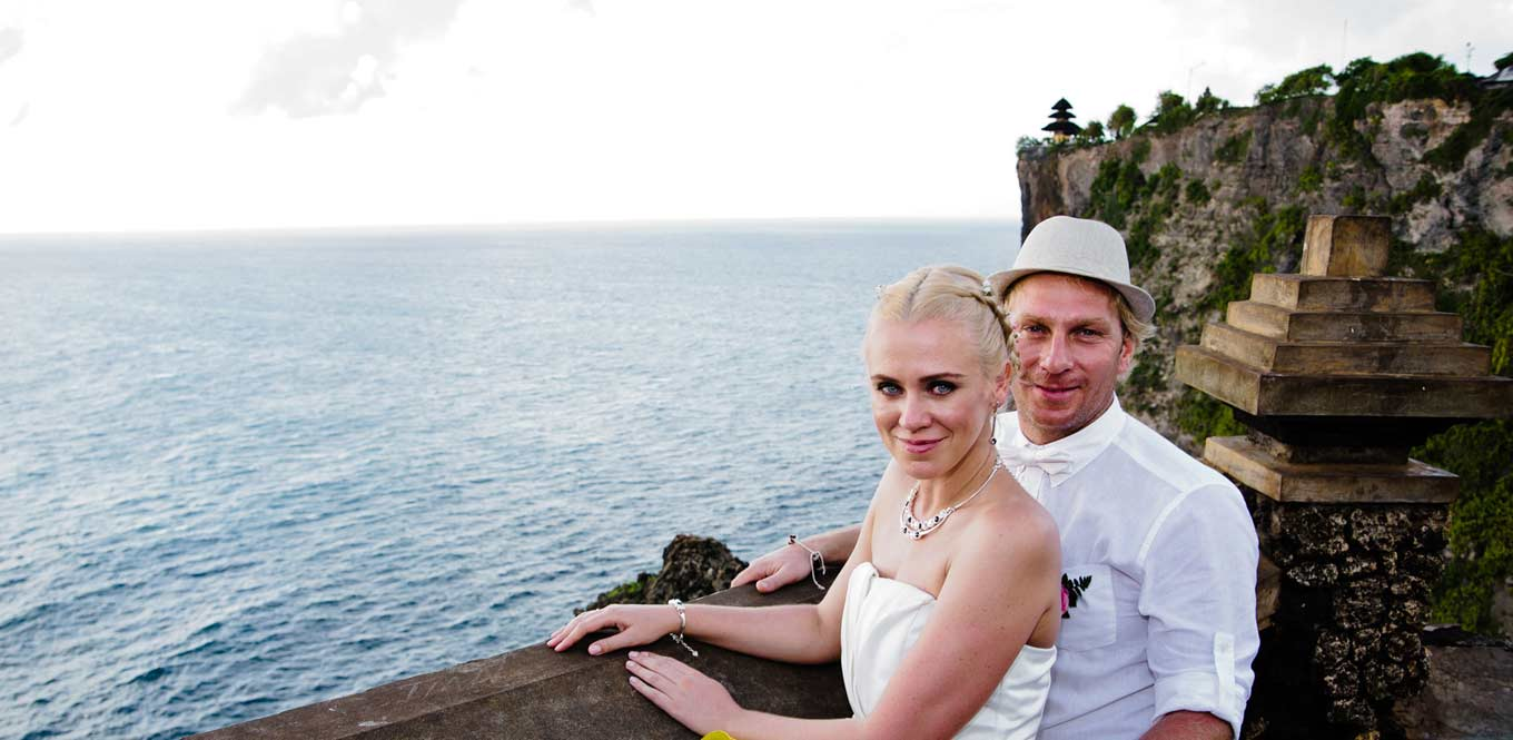 Bali Weddings - Aleksandr Pre Wedding Photo