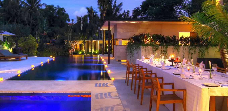 Bali Weddings - Villa Mona Kerobokan Wedding