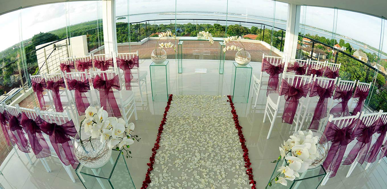 Bali Weddings - Wedding Mahogany Hotel