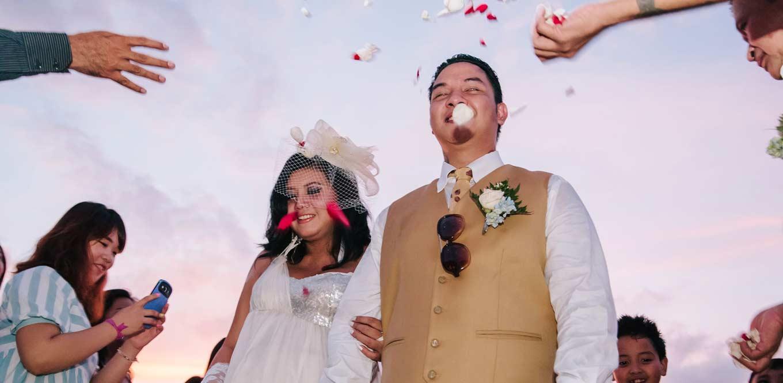 Bali Weddings - Wedding Occha Heinz Ceremony