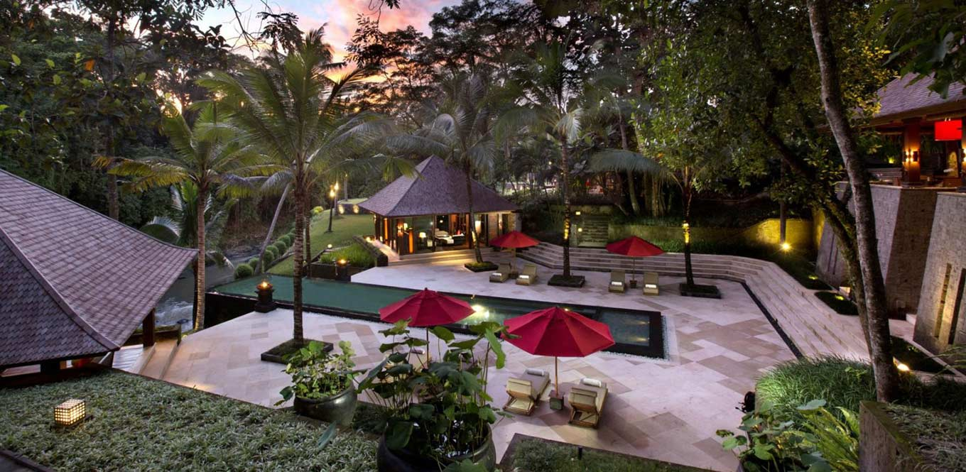 Bali Weddings - Wedding Pool Villa The Sanctuary Bali